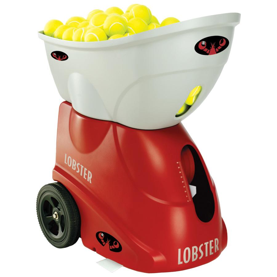 Buy Used Lobster Tennis Ball Machine